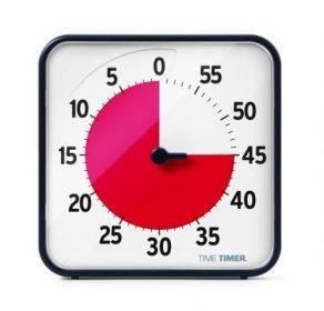 Time Timer Gruppen 18 x 18. Neue verbesserte Version