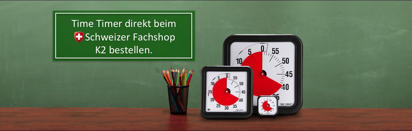 Timetimer Shop Schweiz