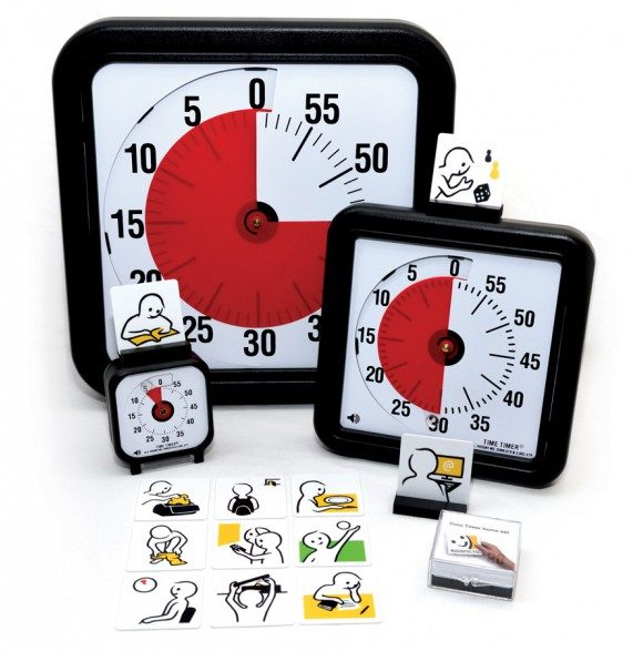 Time Timer Pictogramme Schule
