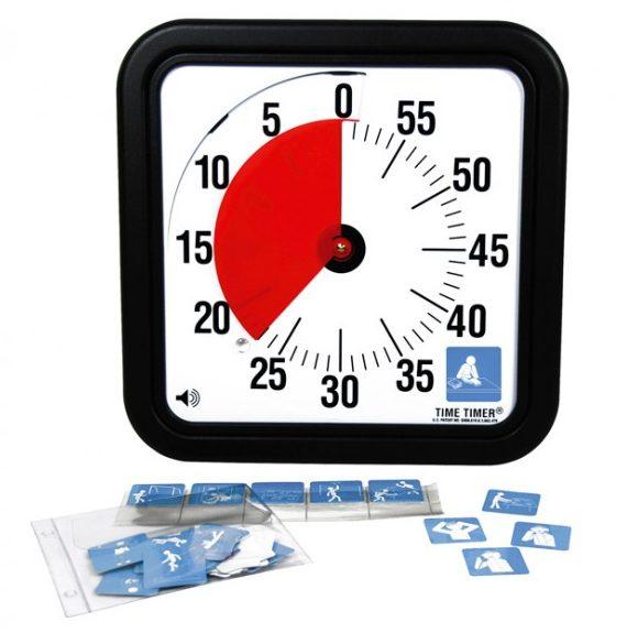 Time Timer Pictogramme Tagesrythmus
