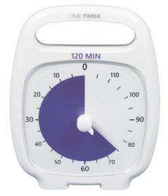 Time Timer Plus weiß 120 Minuten Schweiz