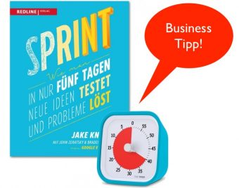 Time Timer Sprint Buch Paket