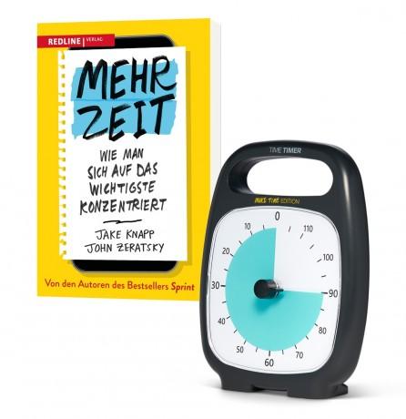 Time Timer Make Time Edition und Buch Mehr Zeit