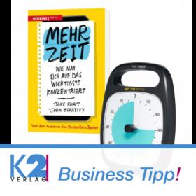 Time Timer Paket Mehr Zeit Buch und Time Timer Plus Schweiz