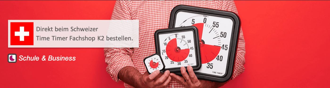 Schweizer Time Timer Fachshop