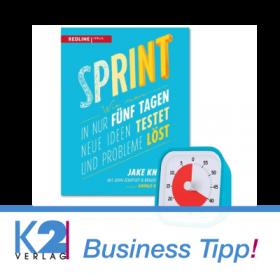 Time Timer Paket Sprint Buch und Time Timer Mod Schweiz